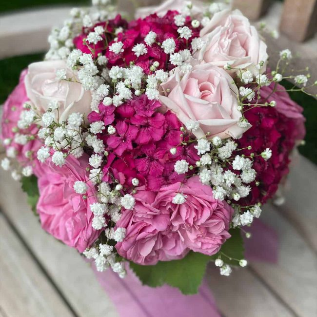 Floristik Event Hochzeit 32